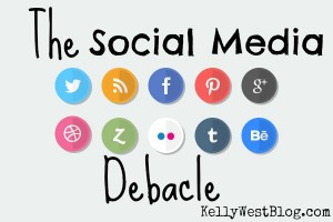 The Social Media Debacle